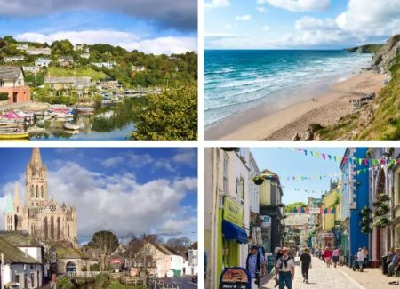 The property market in Cornwall features a range of homes for holiday letting, living or working.