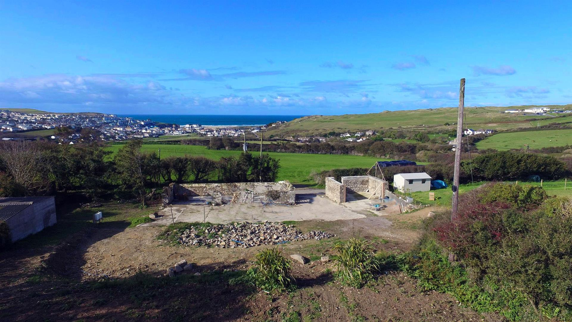 Lower Reen Farm, Reen, Perranporth