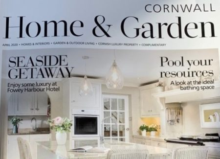New lifestyle magazine, Cornwall Home and Garden will feature Shore Partnership alongside some of Cornwall's best brands.
